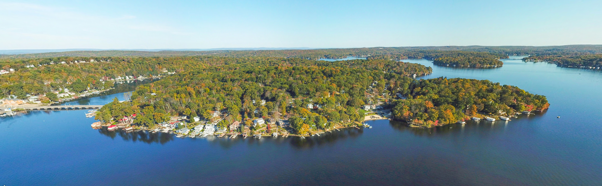 Lake Hopatcong Fund – Signed!
